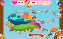 Sugar Shrubs Map Mobile