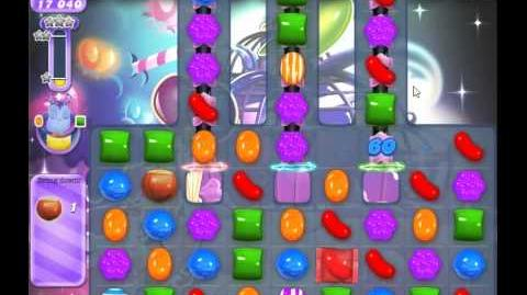 Candy Crush Saga Dreamworld Level 586 (Traumwelt)