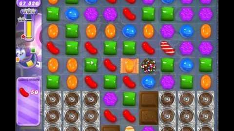 Candy Crush Saga Dreamworld Level 299 (Traumwelt)