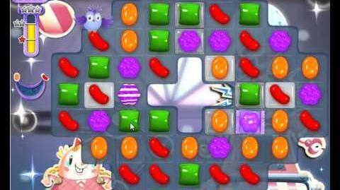 Candy Crush Saga Dreamworld Level 18 (Traumland)