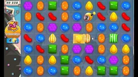 Candy Crush Saga Level 110