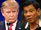 Donald Trump - Rodrigo Duterte