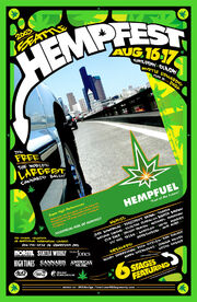Seattle 2003 Hempfest
