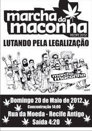 Recife 2012 GMM Brazil