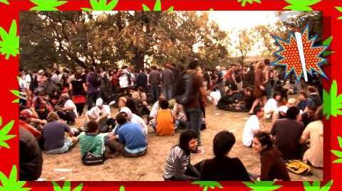 Canción de la Marcha Mundial de la Marihuana 2009 en Buenos Aires www.INFORMEPSICOACTIVO