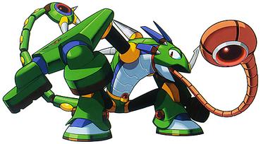 MMMHX Sting Chameleon