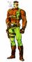 Punisher Nick Fury