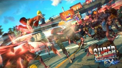 Super Ultra Dead Rising 3' Arcade Remix Hyper Edition EX α - Launch Trailer