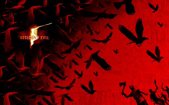 File:RE5Wall.png