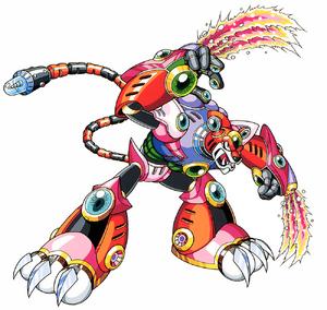 MMX3 Neon Tiger