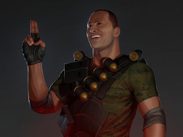 File:Bionic Commando Rearmed 2 - Sergeant Dean Wilcox.jpg