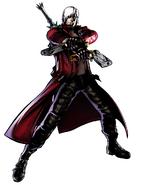 UMvC3 Dante