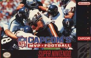 Capcoms mvp snes