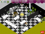 Zombie Cafe Capcom screen shot 02
