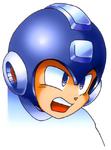Mega Man artwork