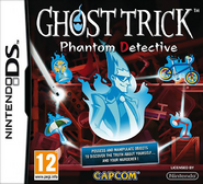 Ghost Trick Europe