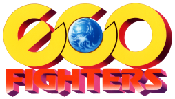 Eco Fighters Logo
