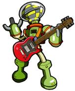 NumberManEXE Guitar