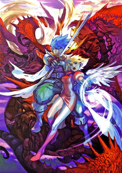 BoFIII Japan PSP Art