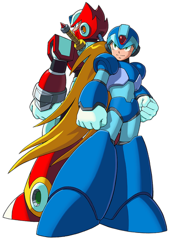 File:MM Xtreme 2 Zero and X.png