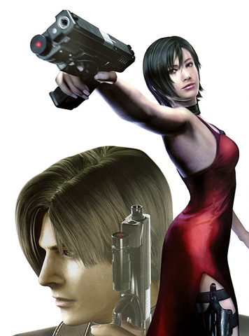 File:RE4OSTLeon&Ada.png