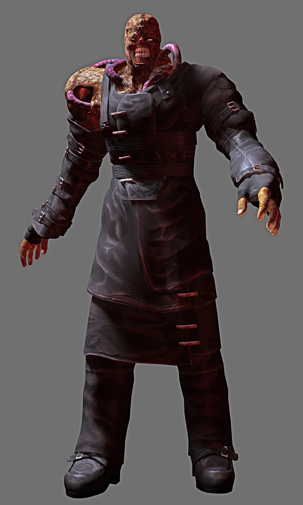 Resident Evil 3 Remake Nemesis Expands on the RE2