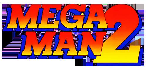 File:MegaMan2Logo.png