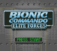 BC EF Title Screen