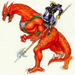 KoD Dragon Rider