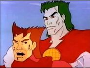 Captain Planet v. Captain Pollution