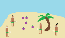 The island of the plums