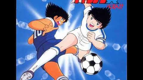 Captain Tsubasa Best 11 Track 11 Moete Hero