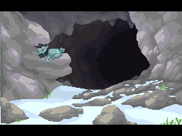Downward Cave Day