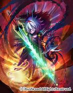 Knight of Fighting Spirit, Dordona (full art)