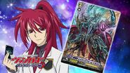 Suzugamori Ren - Raging Form Dragon