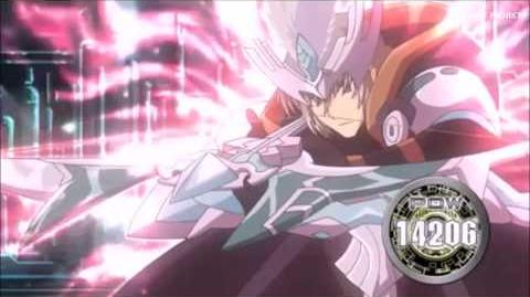 (Legion Mate) Cardfight!! Vanguard Ultimate Raizer, Mega Flare & Dual Flare 'Legion' - HD-0