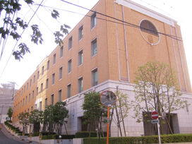 800px-Kadokawa Shoten (head office)