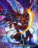 Dragonic Deathscythe (Full Art)