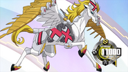 Million Ray Pegasus (Anime-G-NC-2)
