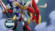 Super Dimensional Robo, Daiyusha (Anime-AC-NC)