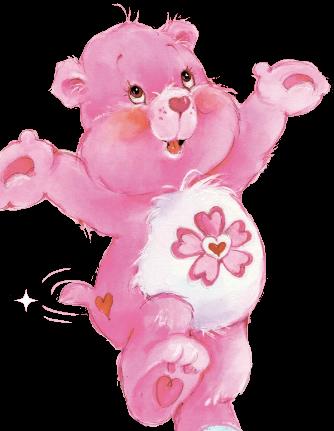Sweet sakura bear