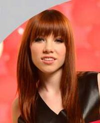 Carly Rae Jepsen in 2013
