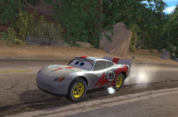 Cars Race O Rama Lightning Mcqueen Paint Jobs