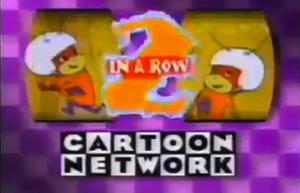 2 In A Row Logo