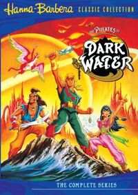 Pirates of Dark Water DVD