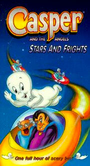 Casper Stars & Frights DVD