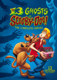The 13 Ghosts of Scooby-Doo DVD