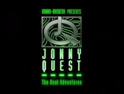 Real Adventures of Jonny Quest