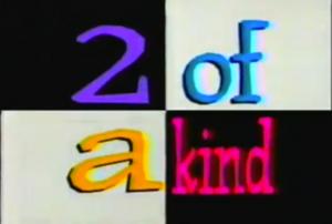 2 of a kind Logo