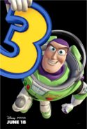 Toy Story 3 Poster 3 - Buzz